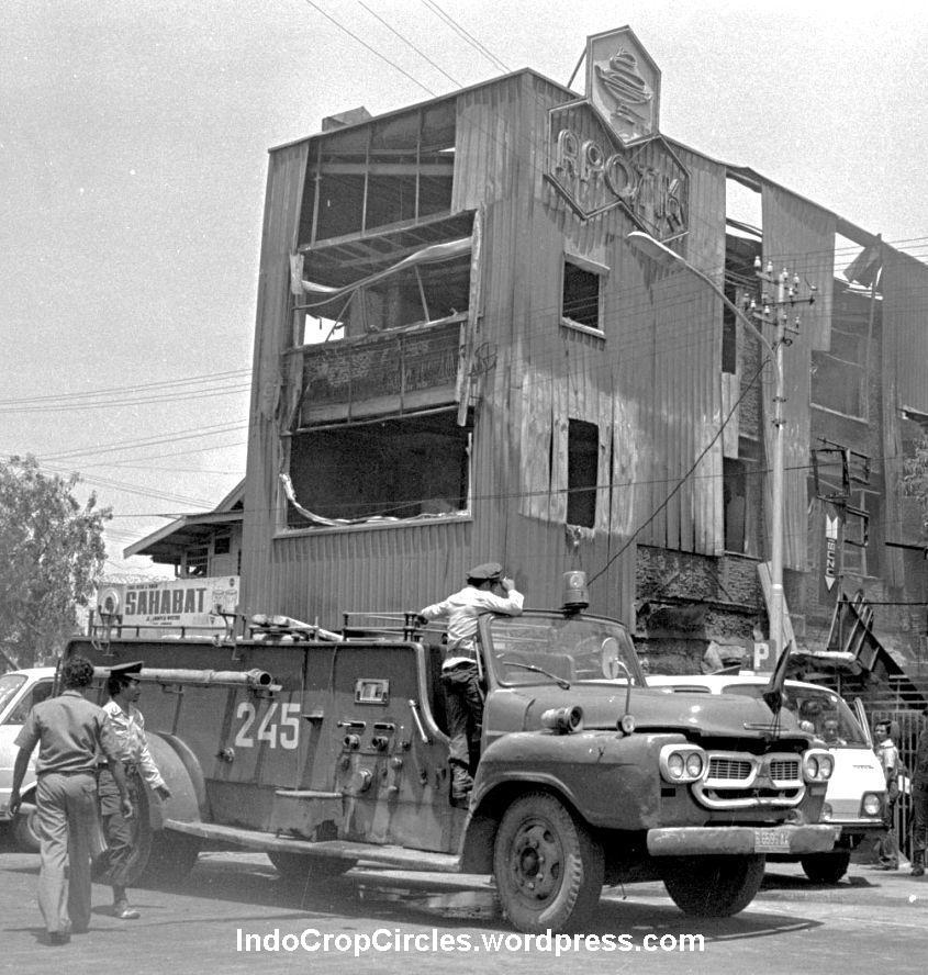 Mayat Dalam Karung: Tragedi Tanjung Priok 1984: Pembantaian Kaum Muslimin Oleh