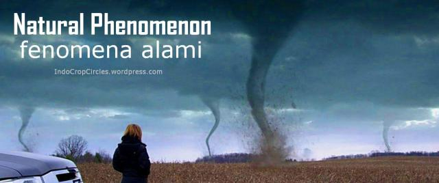 fenomena alami natural phenomenon