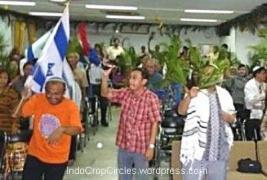 iipac-peringatan hari kemerdekaan Isreal di Jakarta