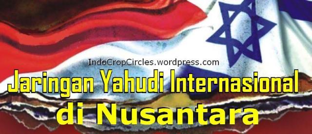 Jaringan Yahudi Internasional di indonesia