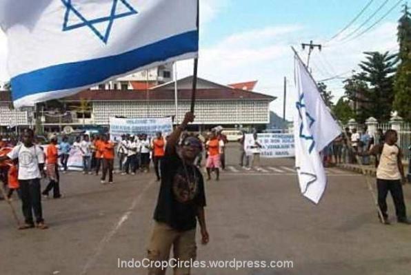 peringatan hari kemerdekaan Isreal di Jakarta 01