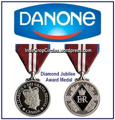 Diamond Jubilee Award Medal