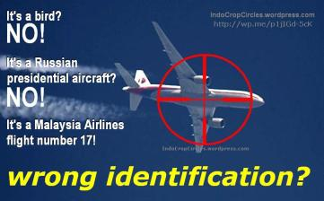 malaysia-777-mh17 crashed wrong identification banner