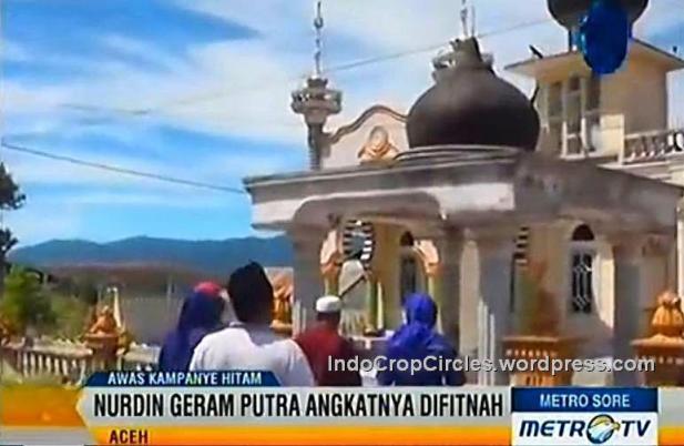 Masjid Istiqomah Bale Atuh, Bener Mariah, Aceh tengah dibangun jokowi 1986