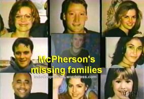 McPherson Tape missing