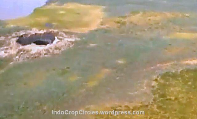 tanah berlubang di siberia hole 3