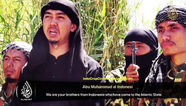 Abu Muhammad Al Indonesi, mengajak dukung ISIS (youtube.com)