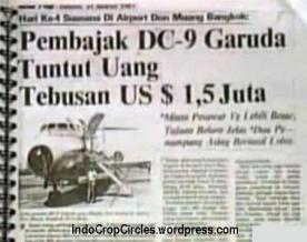 Garuda Indonesia hijacked operation Woyla 10
