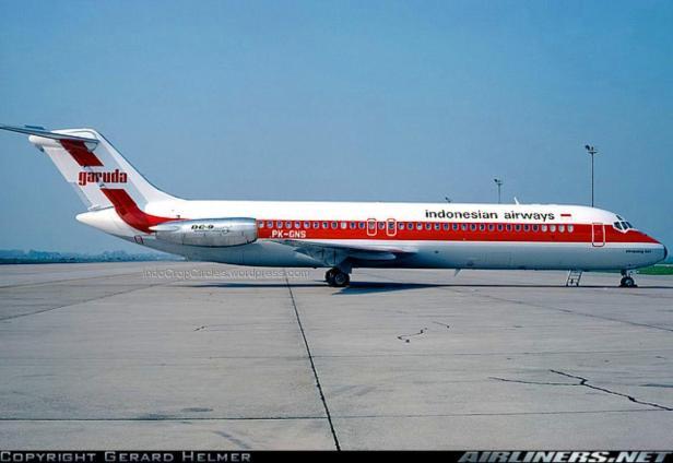 Garuda Indonesia hijacked operation Woyla 17