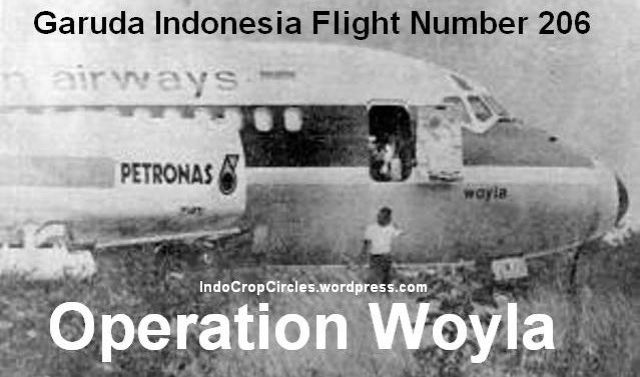 Garuda Indonesia operation Woyla header