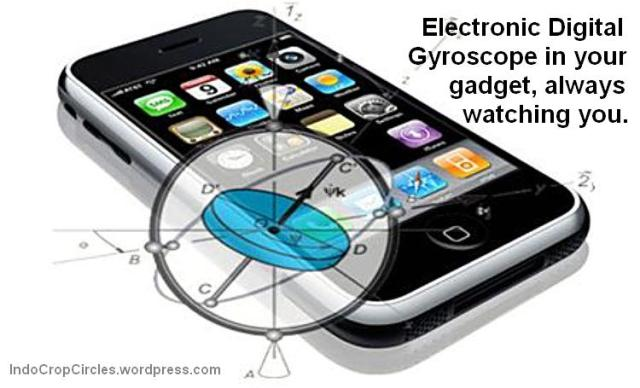 Gyro-phone gadget