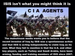 ISIS CIA Agents
