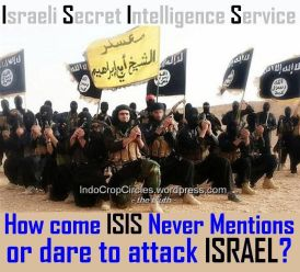 ISIS Israel intelligence services