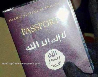 ISIS passport