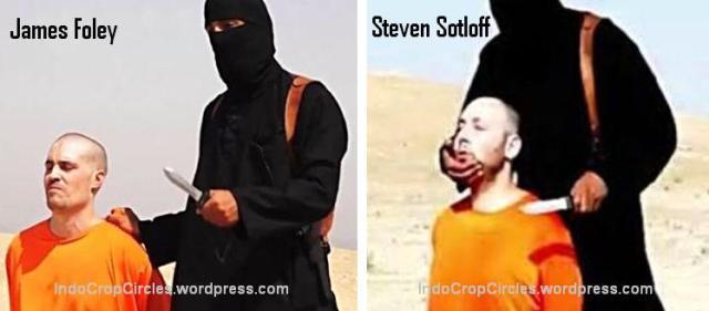James Foley dan Steven Sotloff-isis
