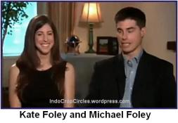 Kate and Michael Foley