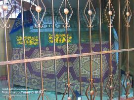 Makam Nabi Yunus di Israel