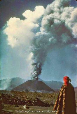 Paricutin volcano mexico 1943 05