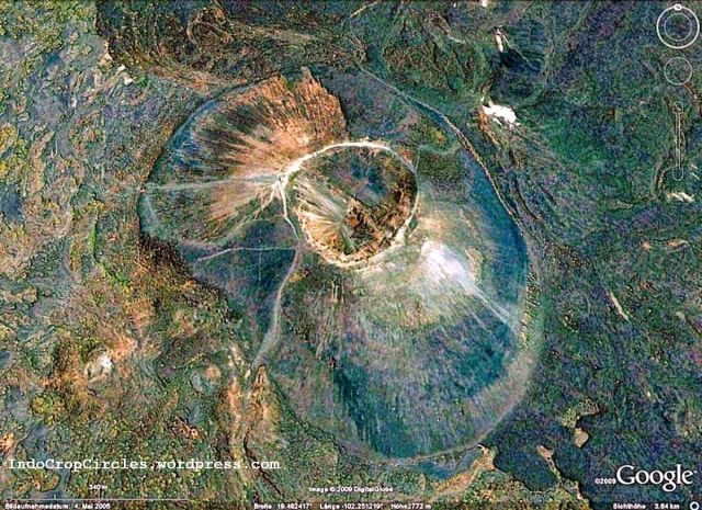 Paricutin volcano mexico 1943 10