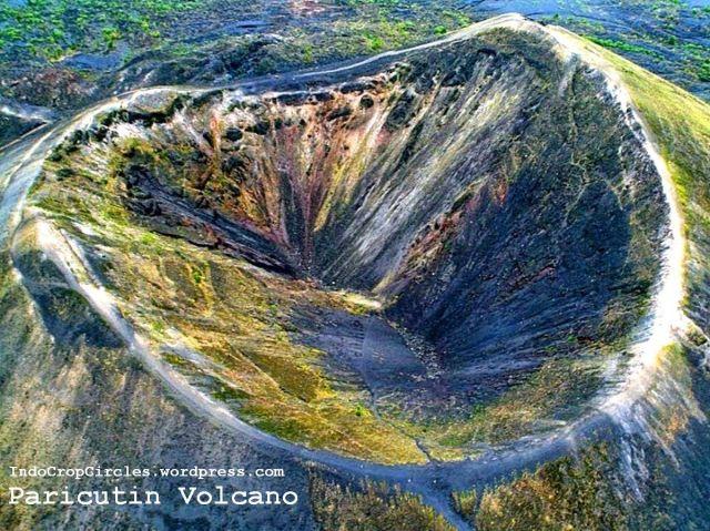 Paricutin volcano mexico 1943 11