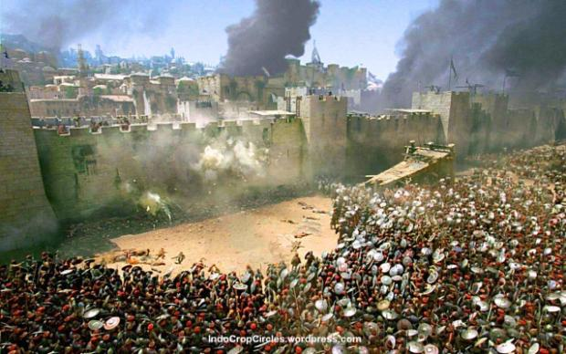 perang islam muslim
