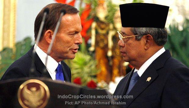 PM Autralia Tony Abbott dan SBY