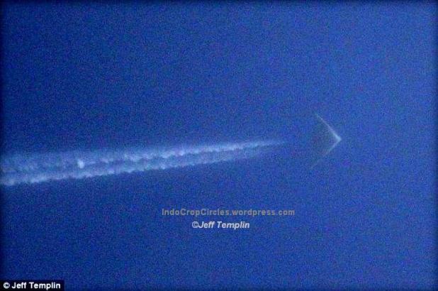 Spyplane triangle uFO (SRA)