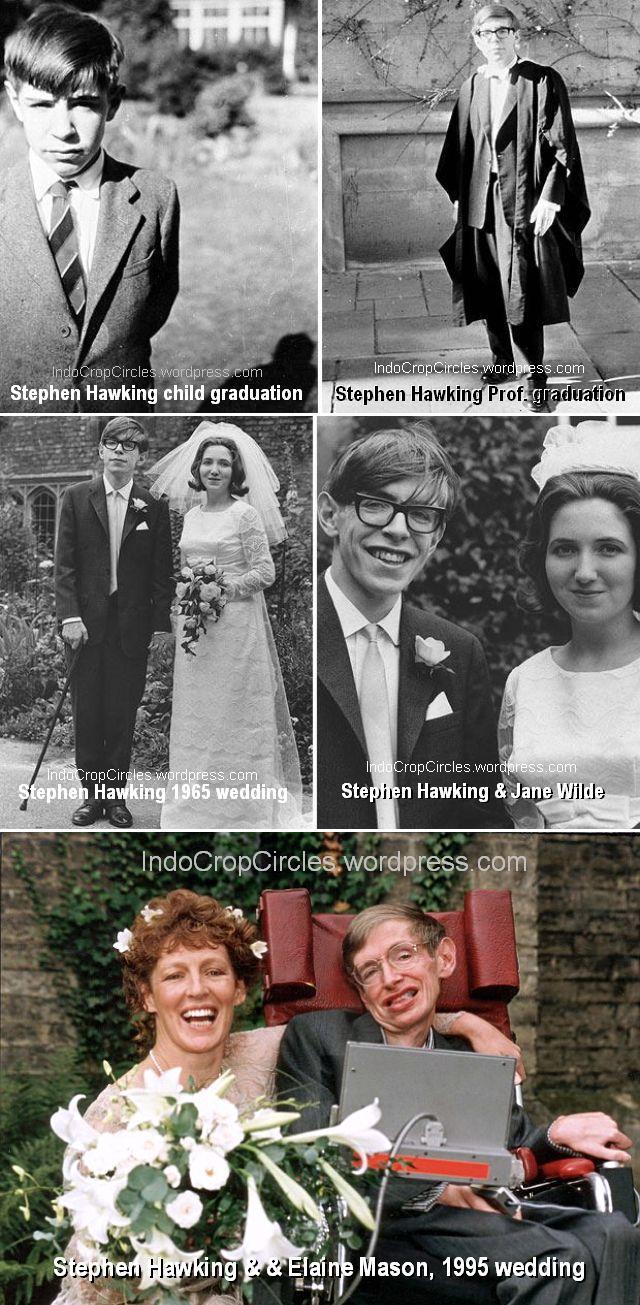 Stephen Hawking wedding