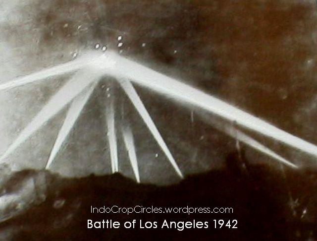 """Battle of Los Angeles 1942"" Penampakan UFO Paling Misterius Sepanjang Masa"