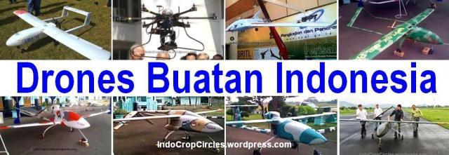 Drones Buatan Indonesia