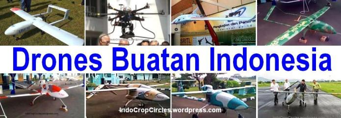 Inilah Drone & Pesawat Terbang Tanpa Awak (UAV) Buatan Indonesia