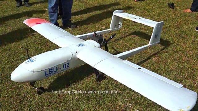 LSU LAPAN Surveillance Unmanned