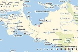 peta papua Nabire