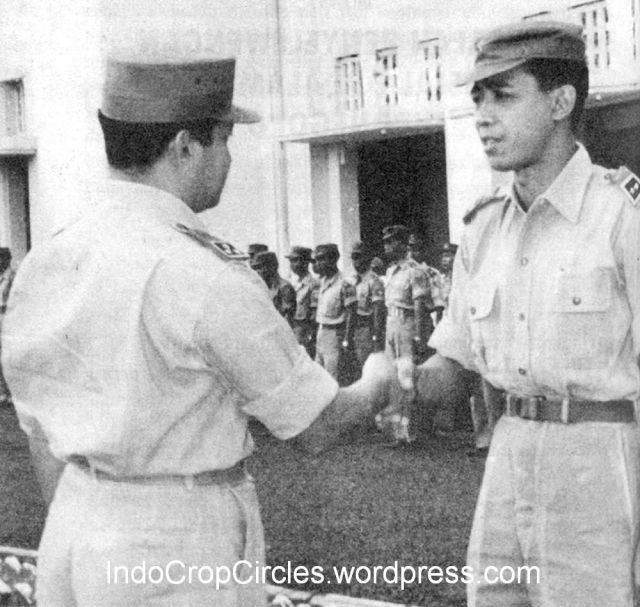 Suharto dan Pranoto Reksosamodra