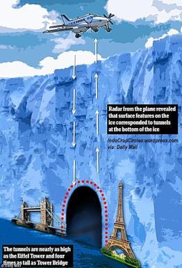 terowongan tunnel antartika 03