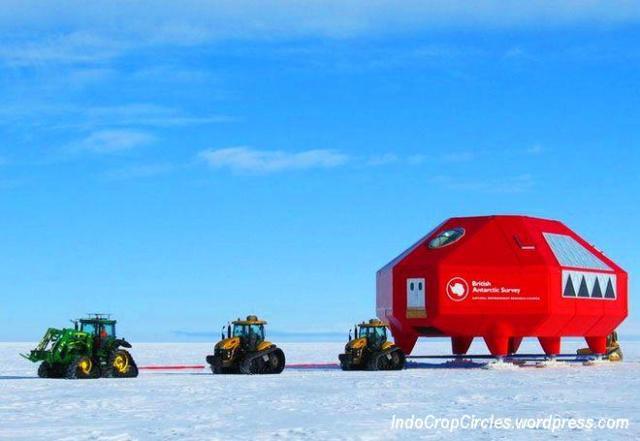 terowongan tunnel antartika 04