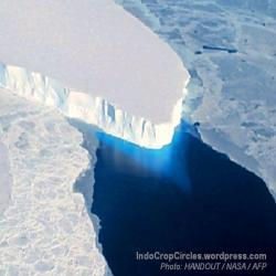 terowongan tunnel antartika 06