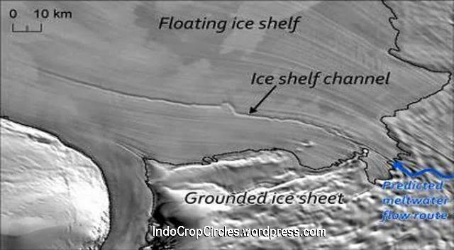 terowongan tunnel antartika header