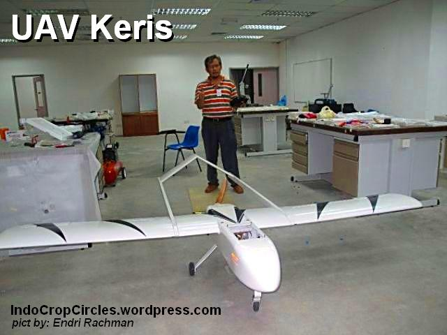 UAV Keris by Endri Rachman