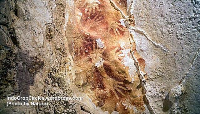 Lukisan Gua Maros Sulawesi Selatan