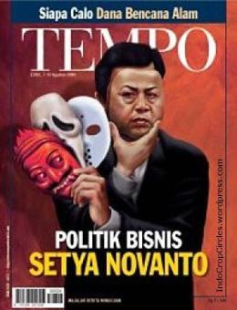 setya novanto majalah tempo 1