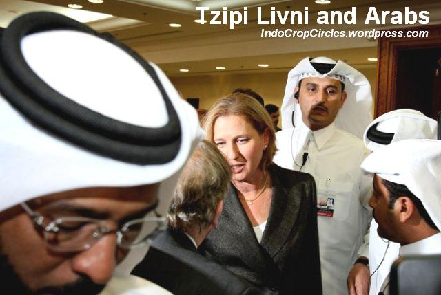 Tzipi Livni PM Israel and arabs