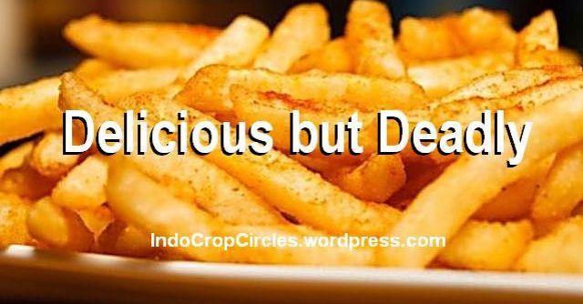 bahaya kentang goreng mcd mc donald