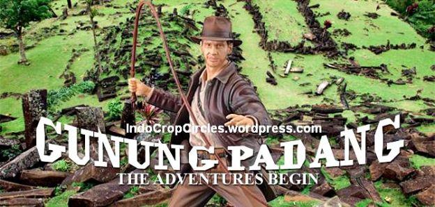 gunung padang film hollywood indiana jones