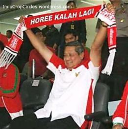hore indonesia kalah lagi