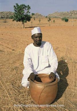 Pot in Pot Mohammad Bah Abba, Nigeria