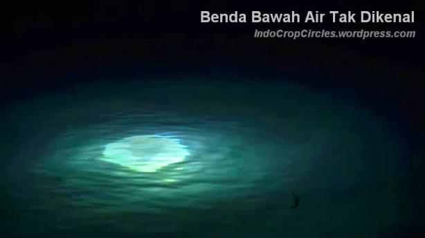 USO benda bawah air tak dikenal