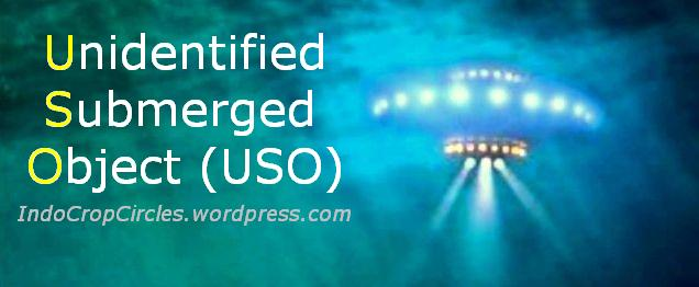 USO unidentified submerged object HEADER