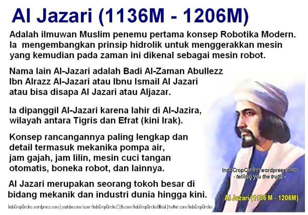 al-jazari bapak robot dunia