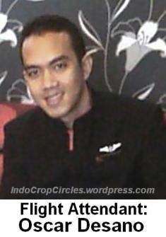 Flight attendent AirAsia QZ8501 Oscar Desano